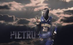 Mickael Pietrus Magic Widescreen