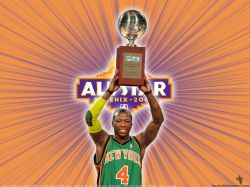Nate Robinson 2009 Slam Dunk Champion