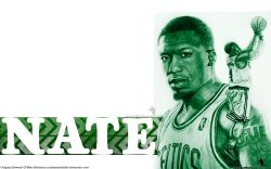 Nate Robinson Drawn Widescreen