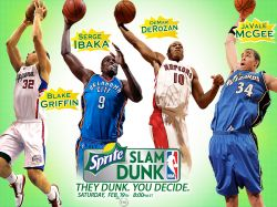 NBA All-Star 2011 Slam Dunk Contest