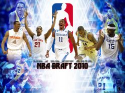 NBA Draft 2010 Top 5 Picks