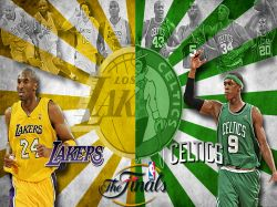 NBA Finals 2010 Celtics vs Lakers