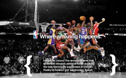 NBA Slam Dunk Contest History Widescreen
