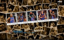 New York Knicks Polaroid 2010 Widescreen