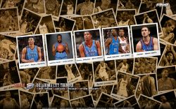 Oklahoma City Thunder 2010 Widescreen
