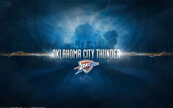 Oklahoma City Thunder Widescreen