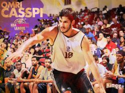 Omri Casspi Kings Summer League