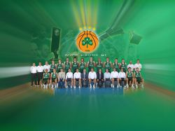 Panathinaikos 2009 Team