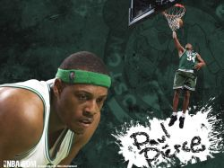 Paul Pierce Boston Celtics