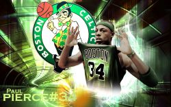 Paul Pierce Celtics Widescreen