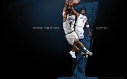 Penny Hardaway and T-Mac Magic Widescreen