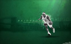 Rajon Rondo 2 Times All-Star Widescreen