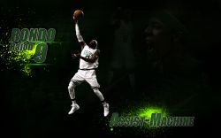 Rajon Rondo Assist Machine Widescreen