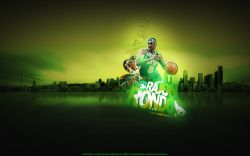 Rajon Rondo Boston Widescreen