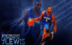 Rashard Lewis Magic Widescreen