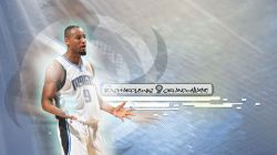 Rashard Lewis Orlando Magic 1366x768