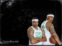 Rasheed Wallace Celtics