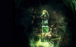 Ray Allen Widescreen