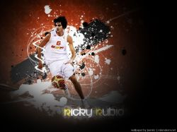 Ricky Rubio Spain National Team
