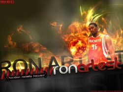 Ron Artest Rockets