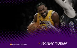 Ronny Turiaf Lakers Widescreen