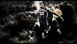 Rudy Gay Grizzlies Widescreen