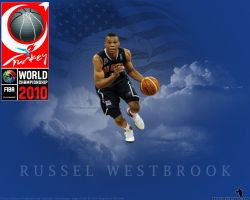 Russell Westbrook FIBA WC 2010