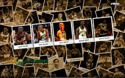 Seattle SuperSonics Legends Widescreen