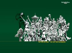 Seattle SuperSonics Memories