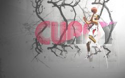 Stephen Curry Davidson Wildcats Widescreen