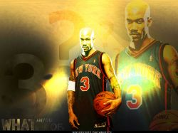 Stephon Marbury Knicks