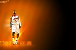 Terrence Williams Louisville Cardinals Widescreen