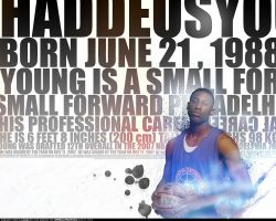 Thaddeus Young Info