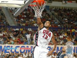 Tim Duncan USA Team
