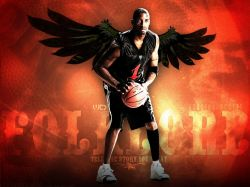 Tracy McGrady Black Angel