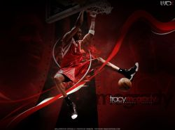 Tracy Mcgrady Slam Dunk