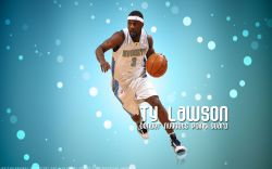 Ty Lawson Nuggets Widescreen