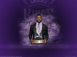 Tyreke Evans 2010 Rookie Of The Year