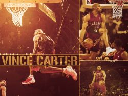 Vince Carter Between The Legs Dunk