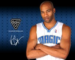 Vince Carter Magic