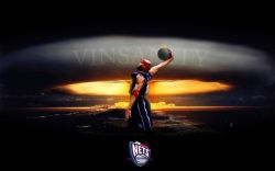 Vince Carter Nets Widescreen