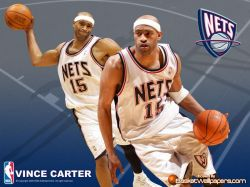 Vince Carter Passing