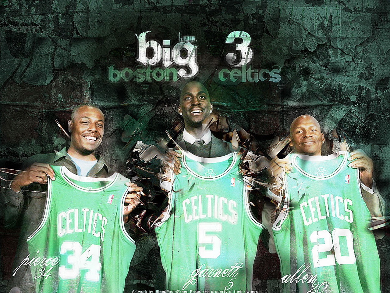 Boston Celtics Big 3