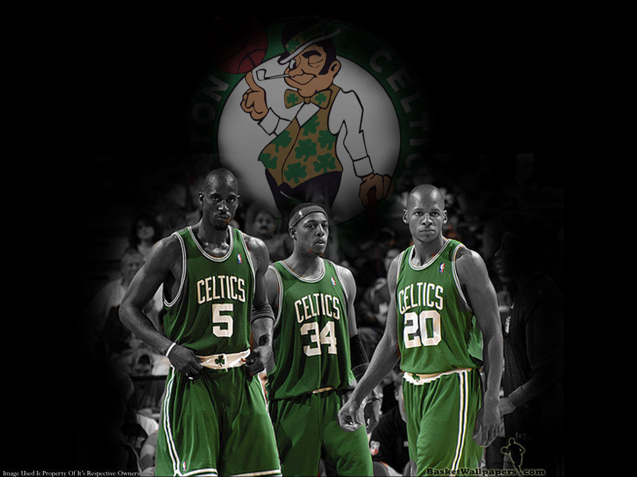 Garnett-Pierce-Allen Celtics