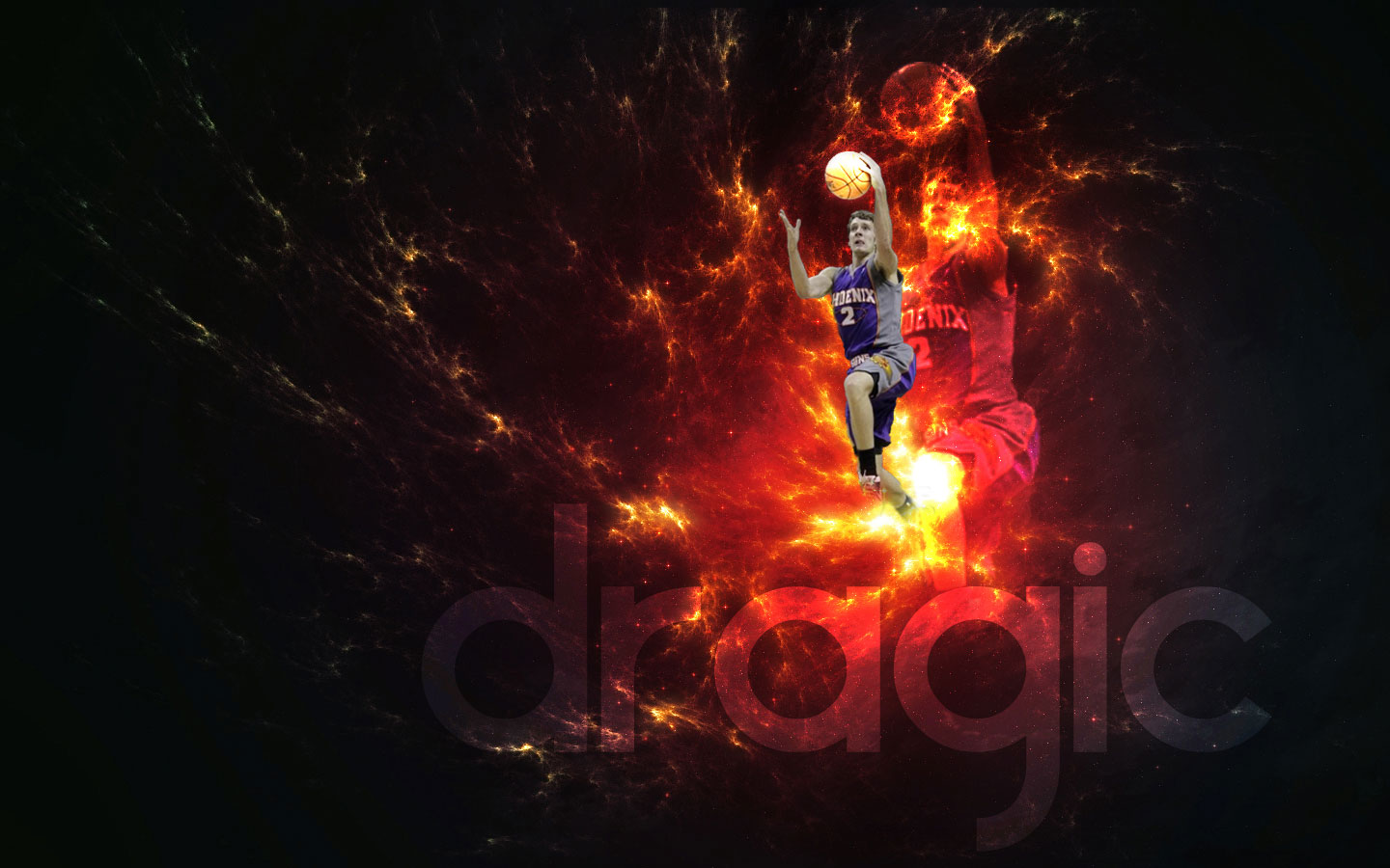 Goran Dragic Suns Widescreen