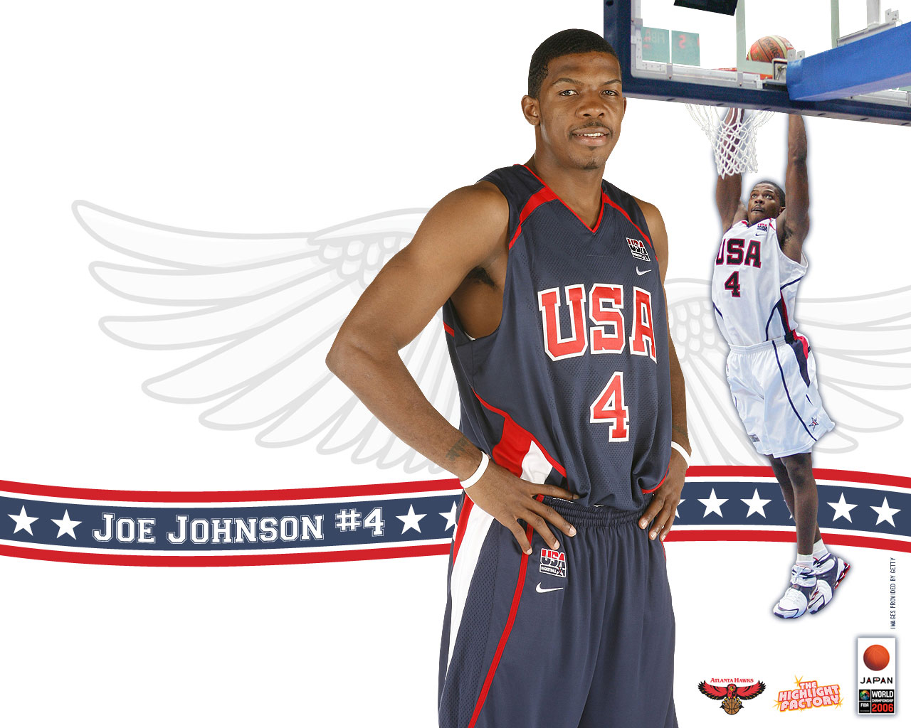 Joe Johnson Dream Team