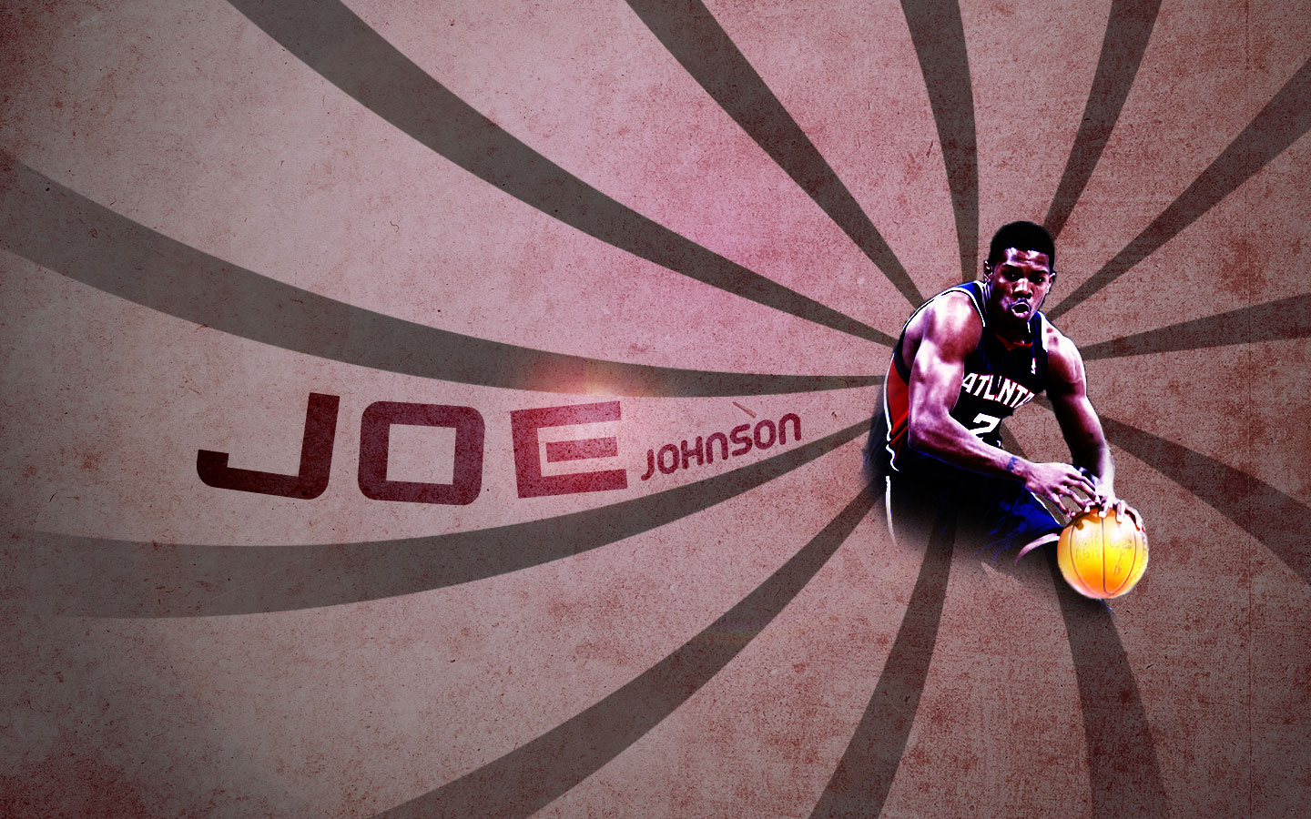 Joe Johnson Hawks Widescreen