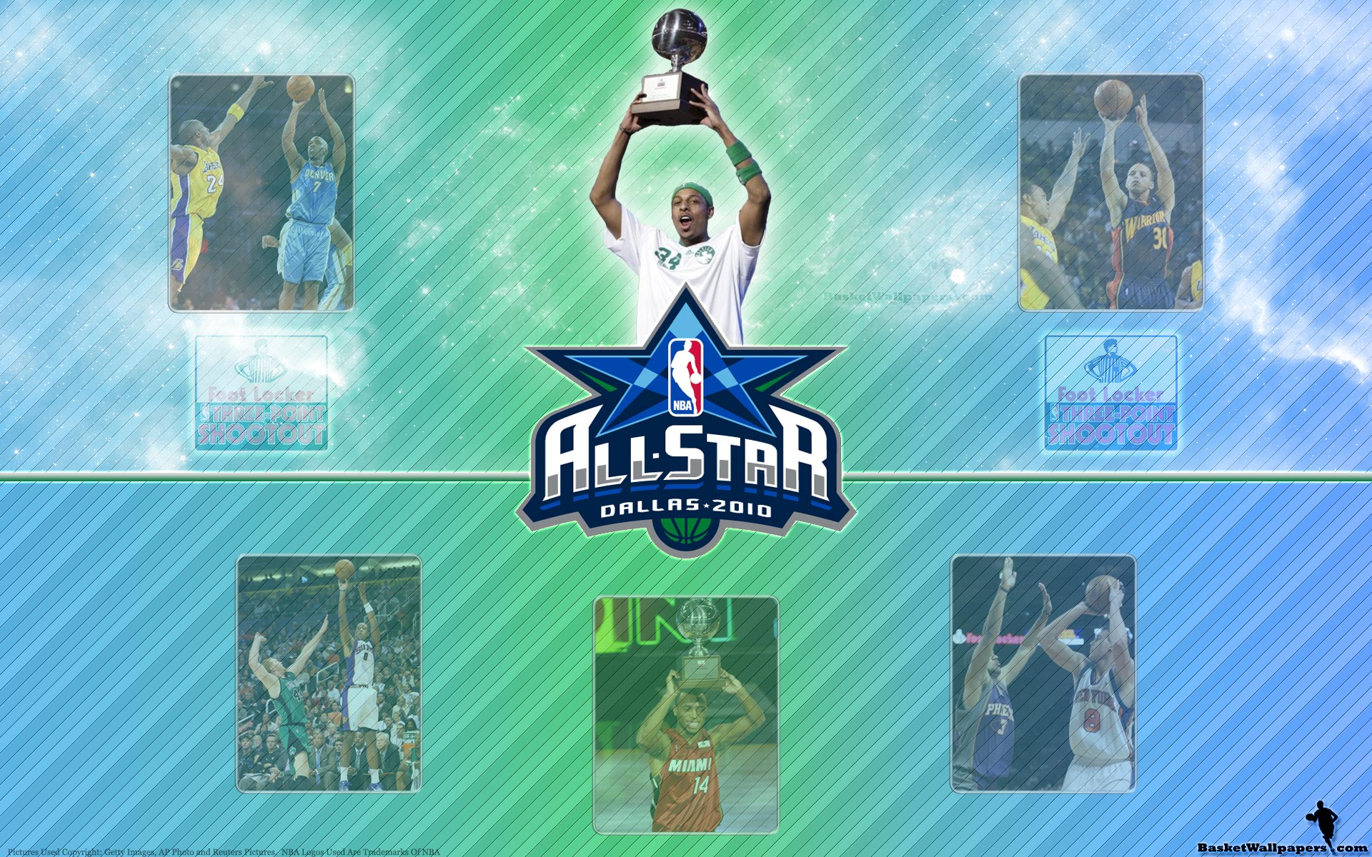 NBA All-Star 2010 3pt Shootout