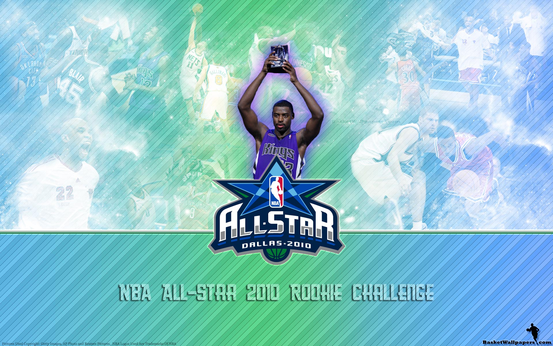NBA All-Star 2010 Rookie Challenge