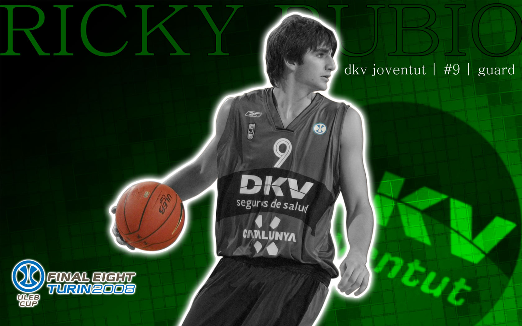 Ricky Rubio Widescreen